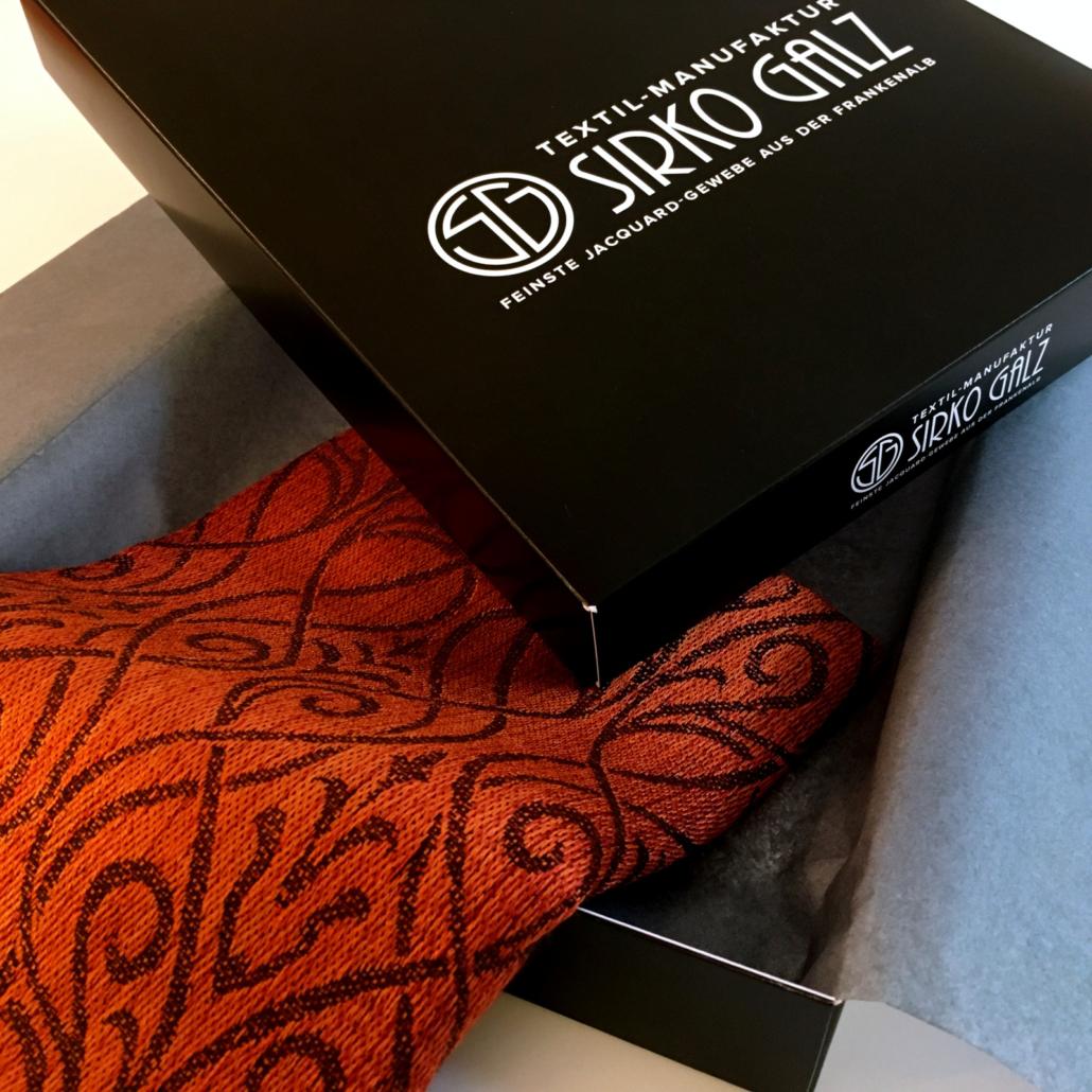 Sirko Galz - Textilmanufaktur