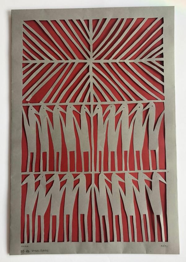 Anna Platzgummer - Papierschnitt