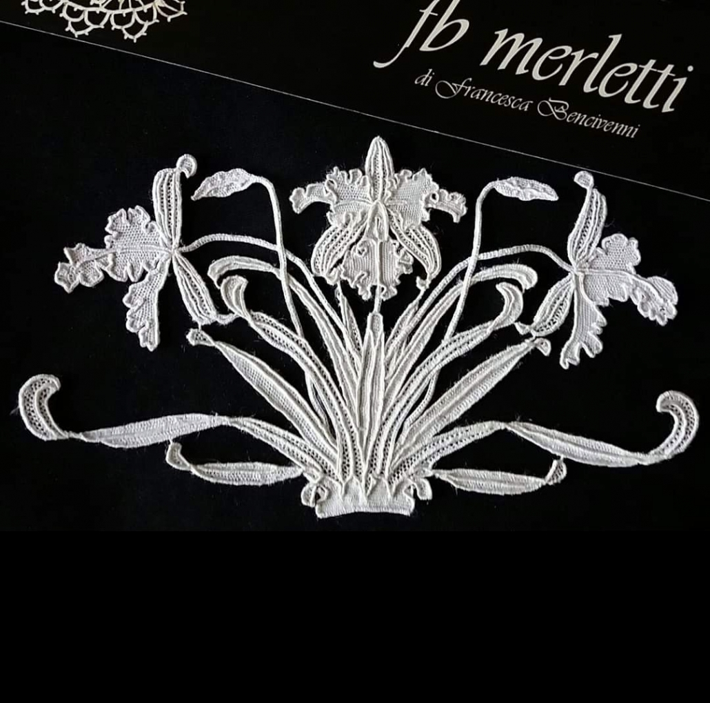 Francesca Bencivenni - FB Merletti