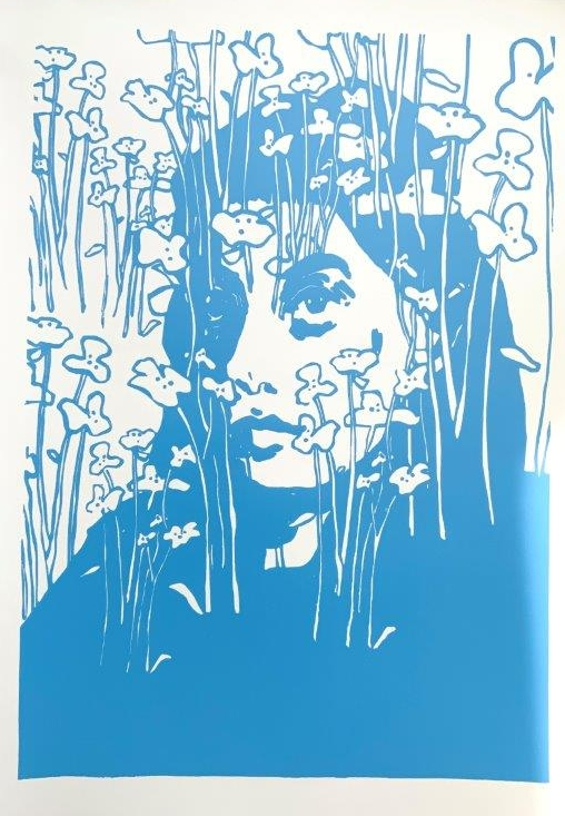 Theresa Künig - Linoldrucke